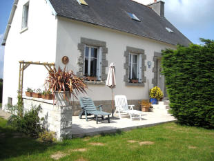 4 bedroom Detached house for sale in Scrignac, Finistère...