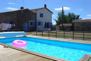 4 bed Detached property for sale in Sigournais, Vendée...