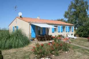 Detached property for sale in Pays de la Loire, Vende...
