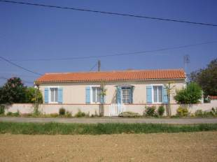 Pays de la Loire Detached Bungalow for sale