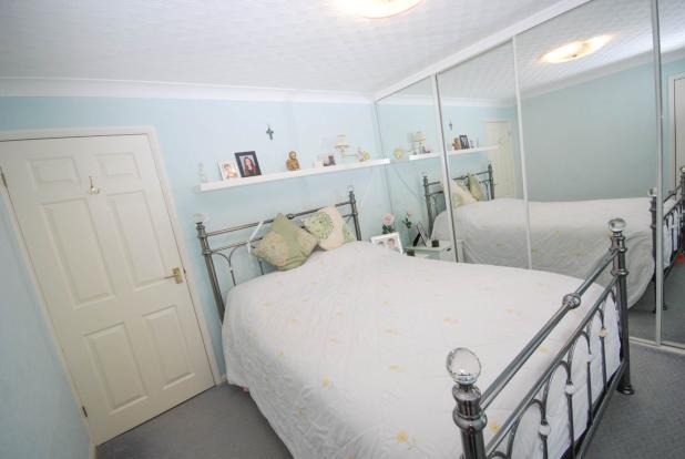 Bedroom view 1