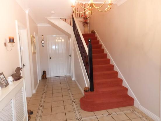 Stairs/Entrance Hall
