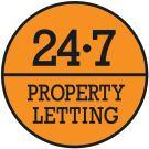 24.7 Property (Glasgow) Ltd, Paisley Lettings logo