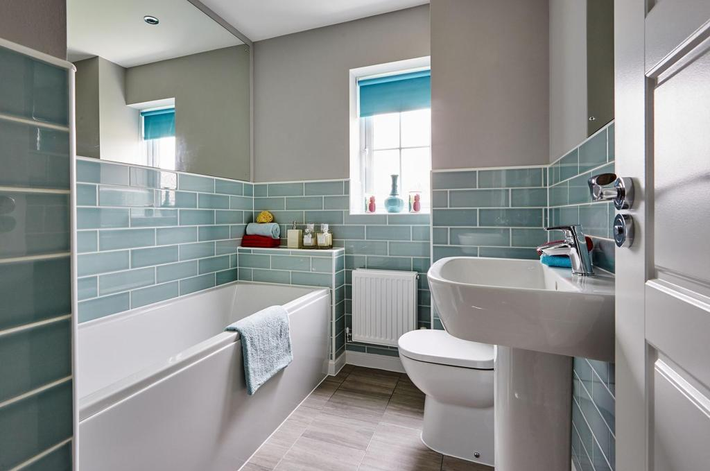 Typical Morpeth bathroom