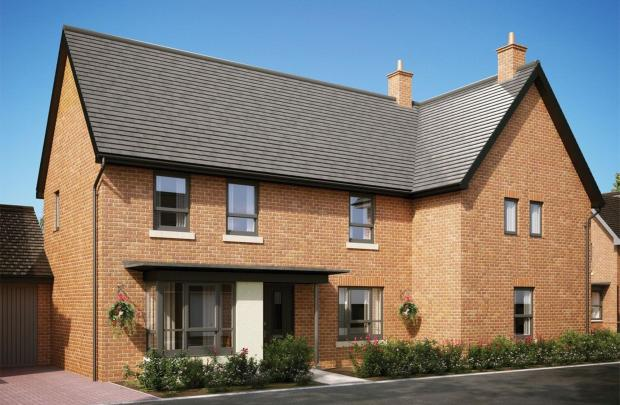 3 bedroom detached house for sale in the crescent lawley