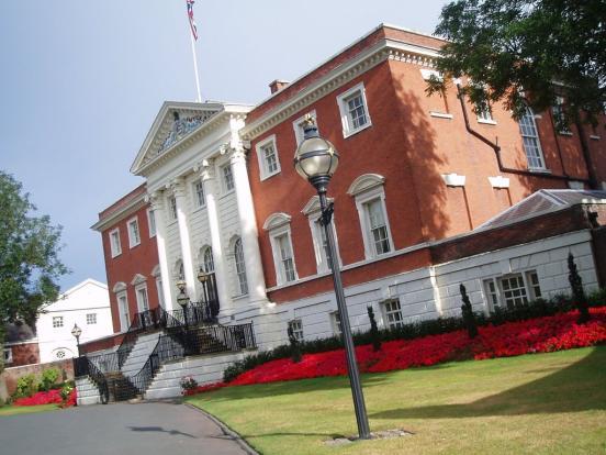 Warrington Town Hall