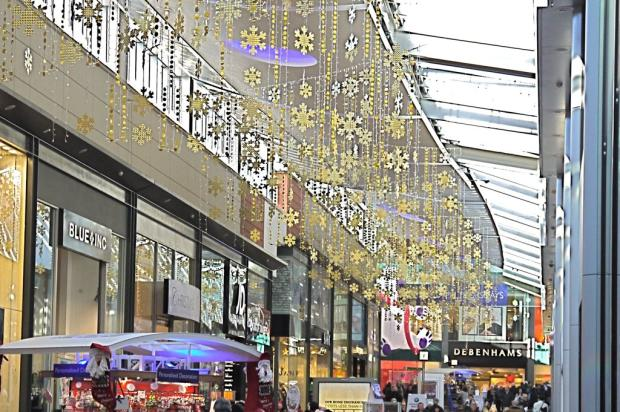 Liverpool One Shopping