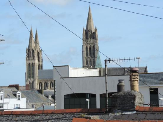 Cathedral view