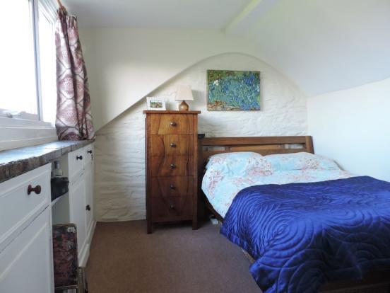 Converted attic