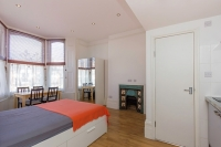 Studio flat in Lady Margaret Road...