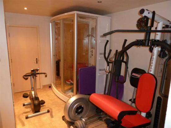 Gym + Utility