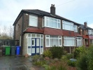 3 bed semi detached property in Rudston Avenue, Moston...