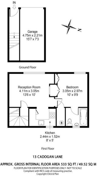 Floorplan 13 Cadogan