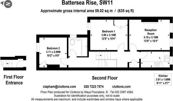 Battersea Rise - Flo