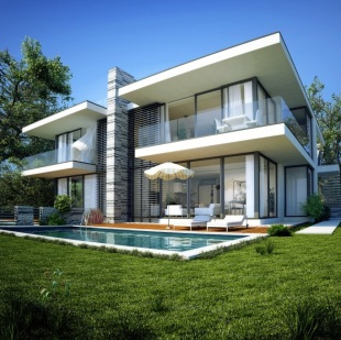 new property in Antalya, Side