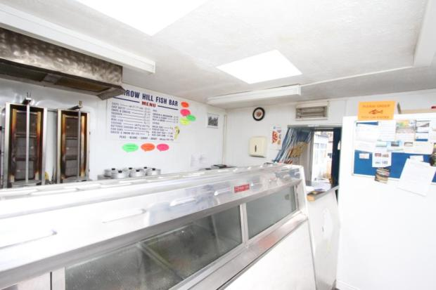 Chip Shop Unit