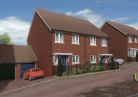 3 bed new home in Woodbridge Road, Ipswich...