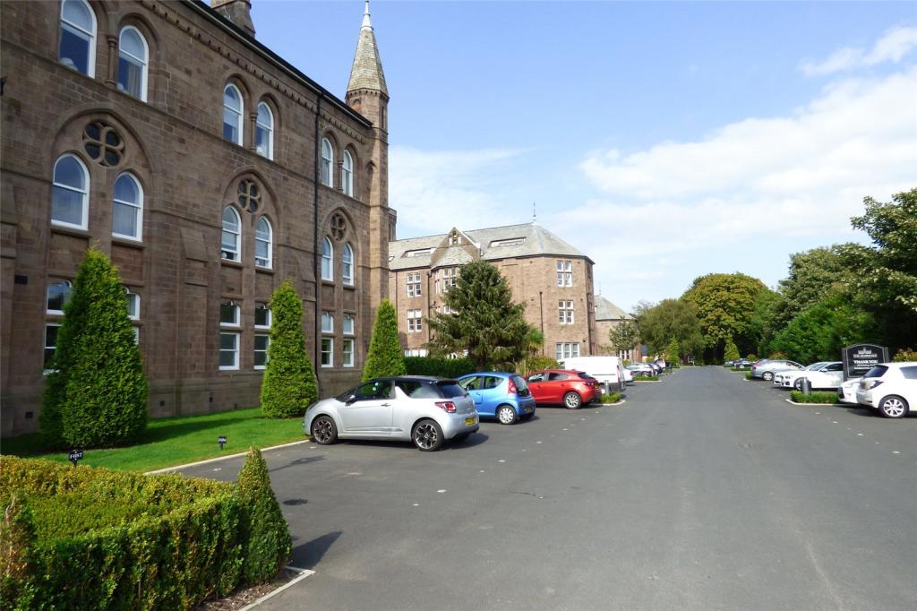 Grounds and Car Park