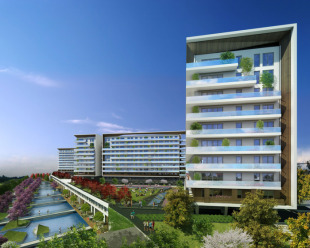 3 bed Apartment for sale in Istanbul, K���k�ekmece...