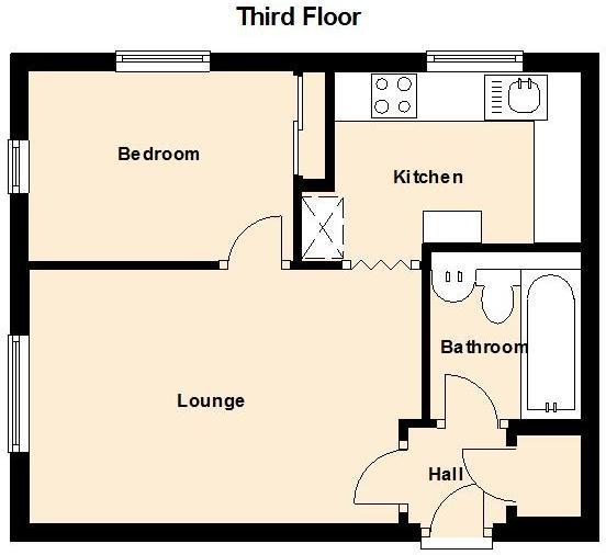 Thrid Floor