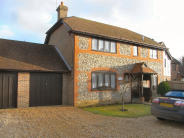 Link Detached House to rent in Heathfield Road, Halland...