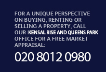 Winkworth, Kensal Rise and QP