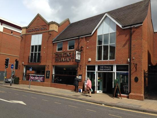 Pub for sale in stag and pheasant unit 4 clumber street for The pheasant pub london