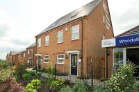 3 bed new house in Monmore Gardens...
