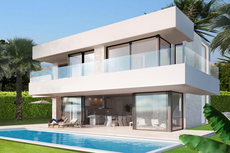 3 bedroom Villa in Estepona, Málaga...