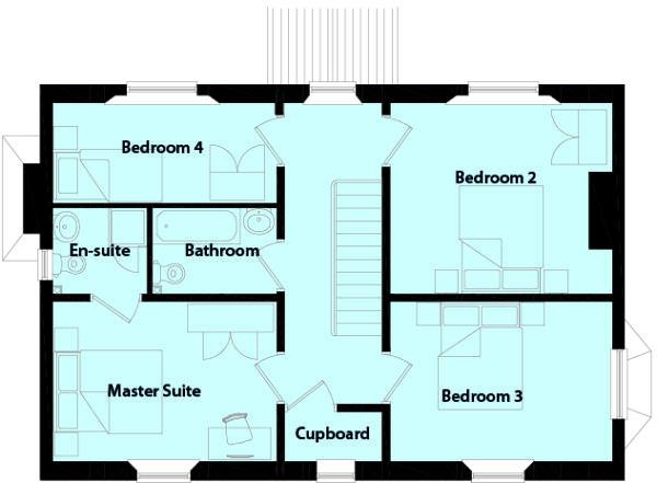 Farm House Floor Plans-02