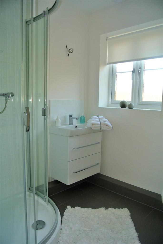 A Typical Bluegrove Show Home