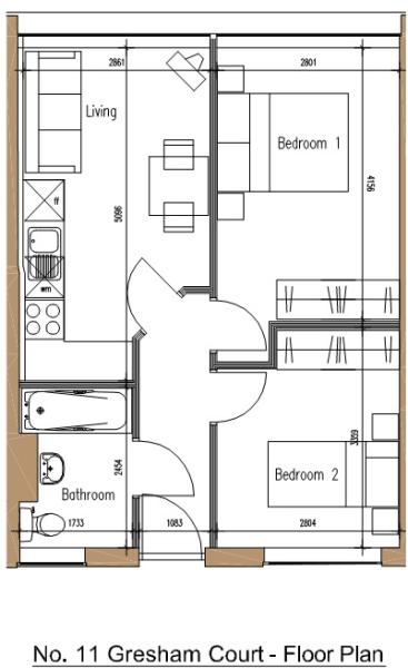 Plot 11 Floorplan