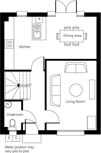 Whitecroft - Ground Floor