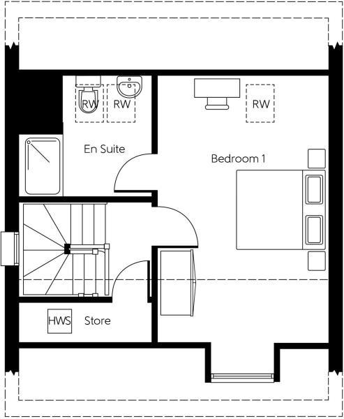 Whitecroft - Second Floor