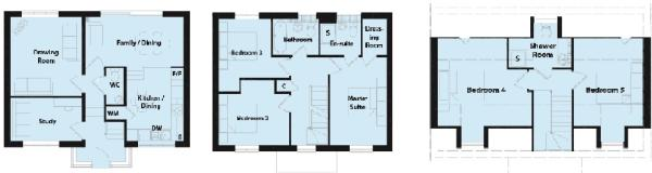 The Orchard Floor Plan