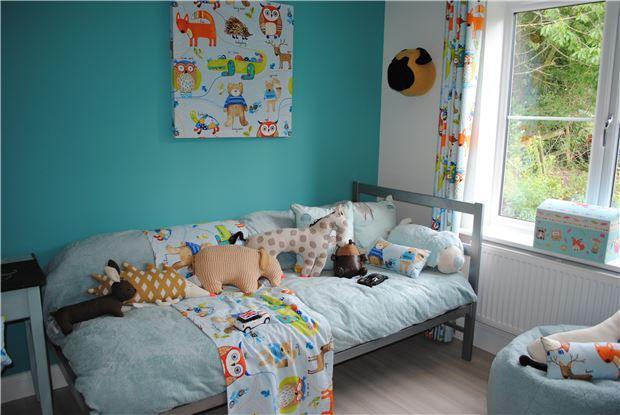 Show Home Child Bedroom