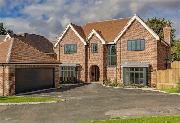 5 bedroom detached house for sale in plot 3 luxford place much hadham much hadham herts sg10 for How much to move a 3 bedroom house