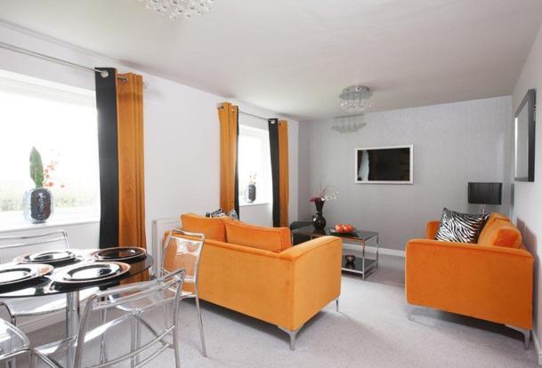 Drayton living room
