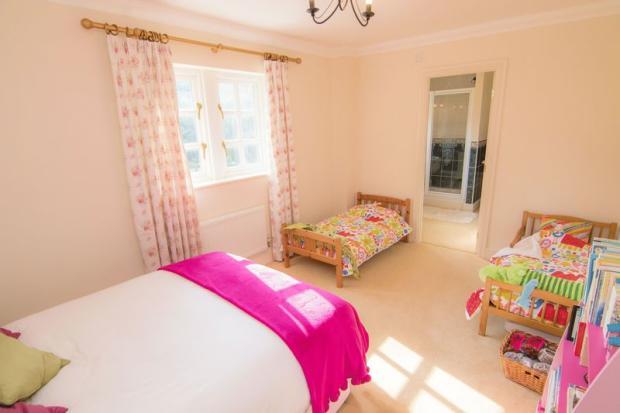 Guest Bedroom One