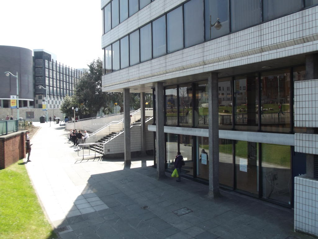 Plymouth University Building Space For Sale