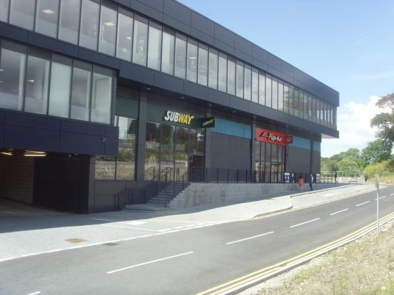 Derriford Hospital Multi Storey Car Park