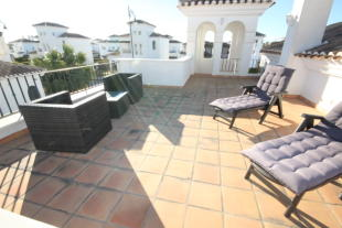 2 bedroom Villa for sale in LA TORRE GOLF RESORT...