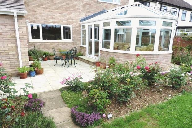 Conservatory ext