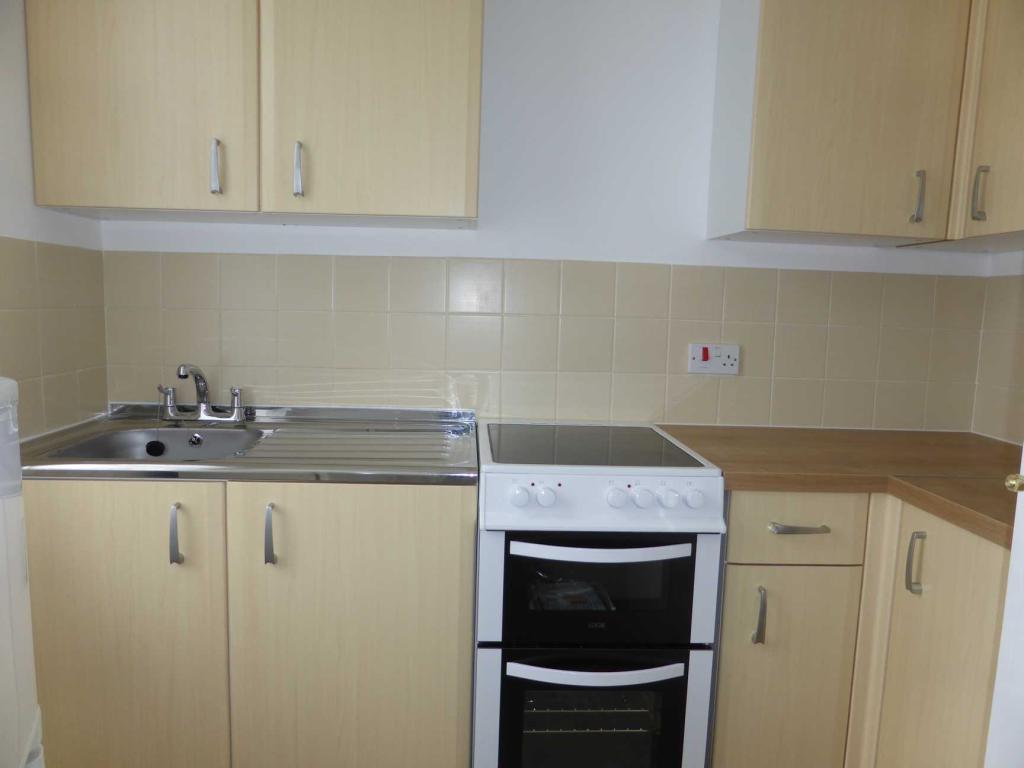 Flat 3 Kitchen