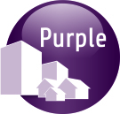 Purple Property Group, Morecambe branch logo