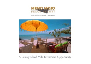 2 bedroom Villa in Bali, Gili Meno Island