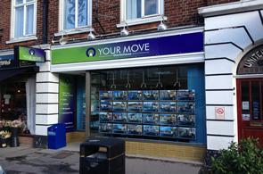 YOUR MOVE Sales - Charterhouse, Birchingtonbranch details