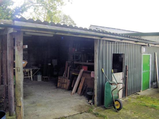 shed/workshop