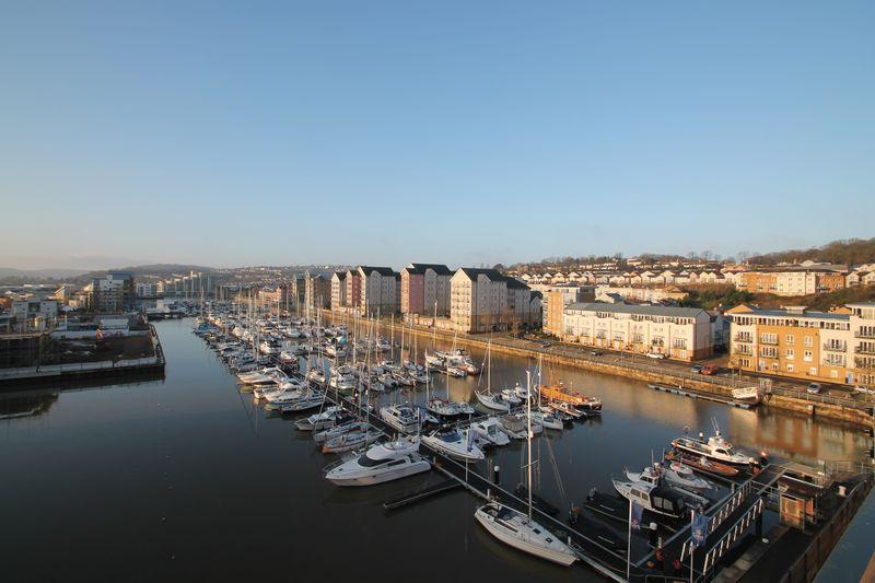 Bedroom flat for sale in newfoundland way portishead bristol bs20