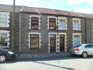 Terraced property in Trealaw, Tonypandy